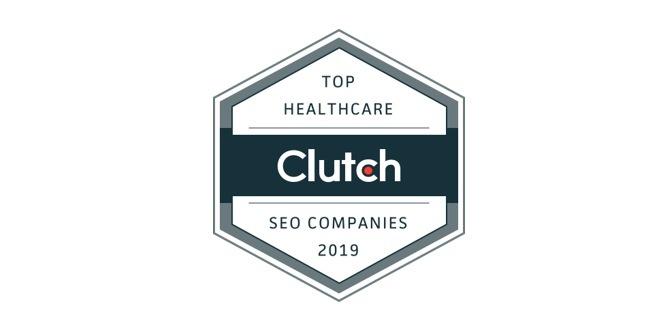 clutch healthcare seo