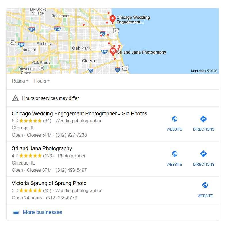 photographers chicago
